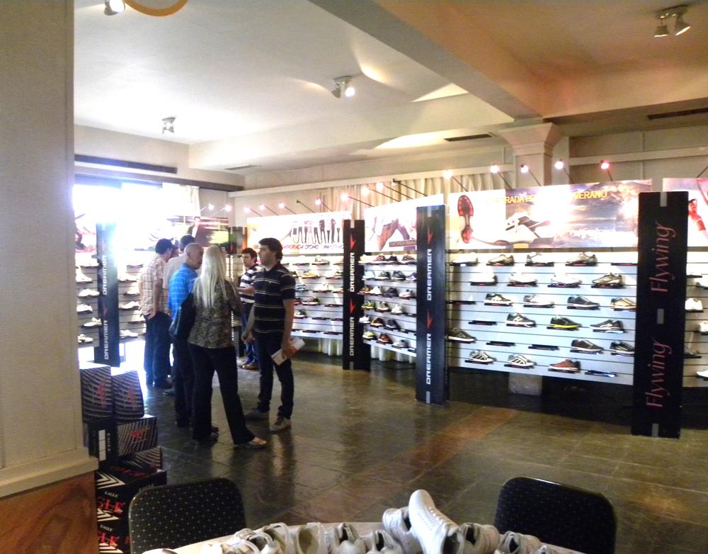 Éxitos en la Gran Exposición del Calzado Noviembre 2013