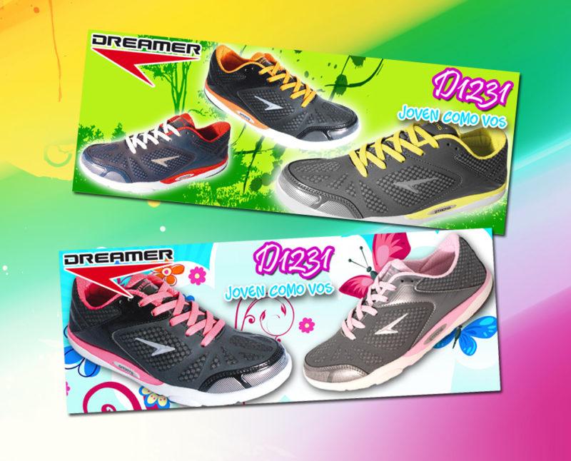 Zapatillas de moda: una apuesta al color
