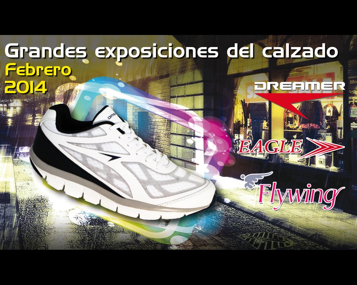 Gran Exposición del Calzado Febrero 2014