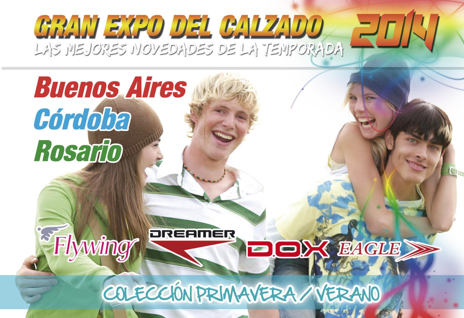 Gran Exposición del Calzado Mendoza 2014
