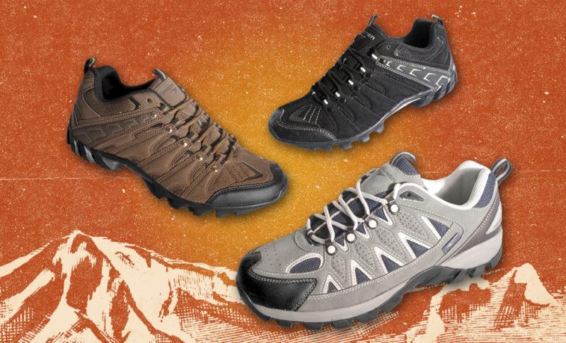 Nuevas zapatillas de trekking Dreamer