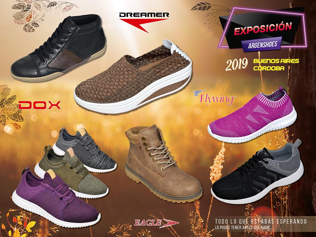 Exposición del calzado Argenshoes
